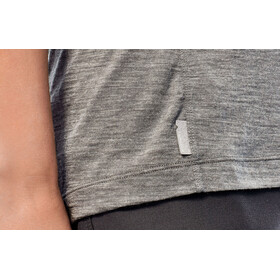 Icebreaker Sphere - T-shirt manches courtes Femme - gris